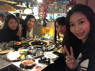 2018-01-31 韓國燒烤