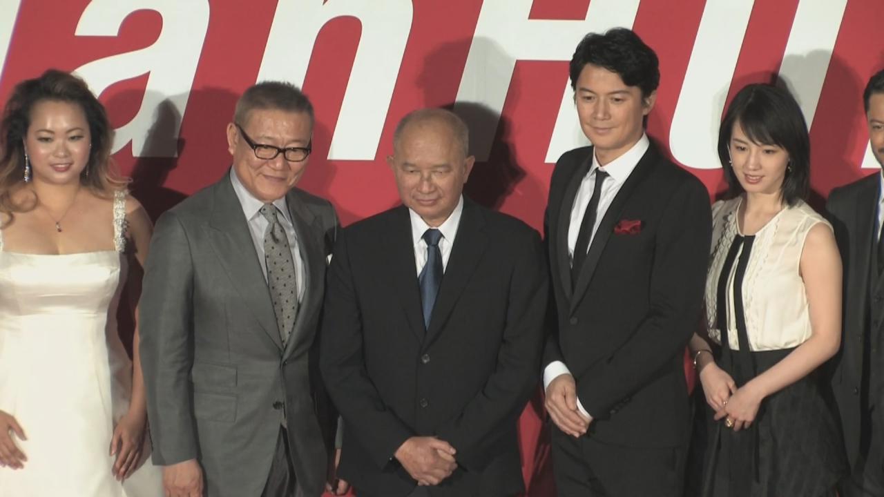 (國語)福山雅治接拍吳宇森電影 曾擔心不能勝任動作場面