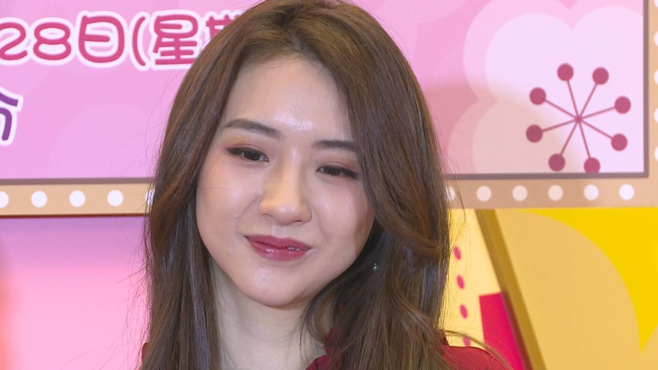 (國語)菊梓喬出席活動現場獻唱 與台下粉絲大合唱