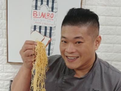 2018-01-31 深夜XO醬豉油王炒麵