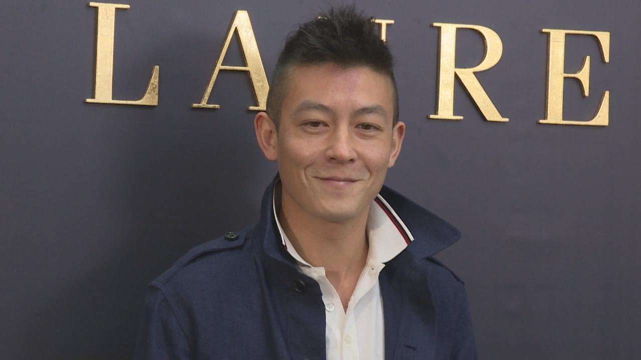 (國語)陳冠希香港出席活動 透露暫無意為Alaia添弟妹