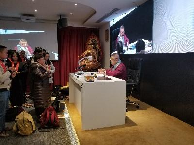 2018-02-03 李居明的直播