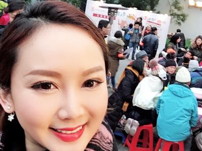 2018-02-04 李綺雯的直播,千人盆菜宴司儀