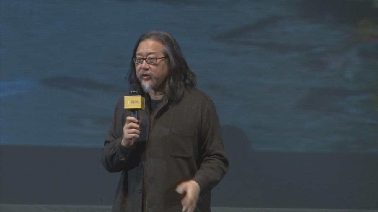 (國語)賴聲川於上海舉辦大講堂 跟大眾暢談創意生活