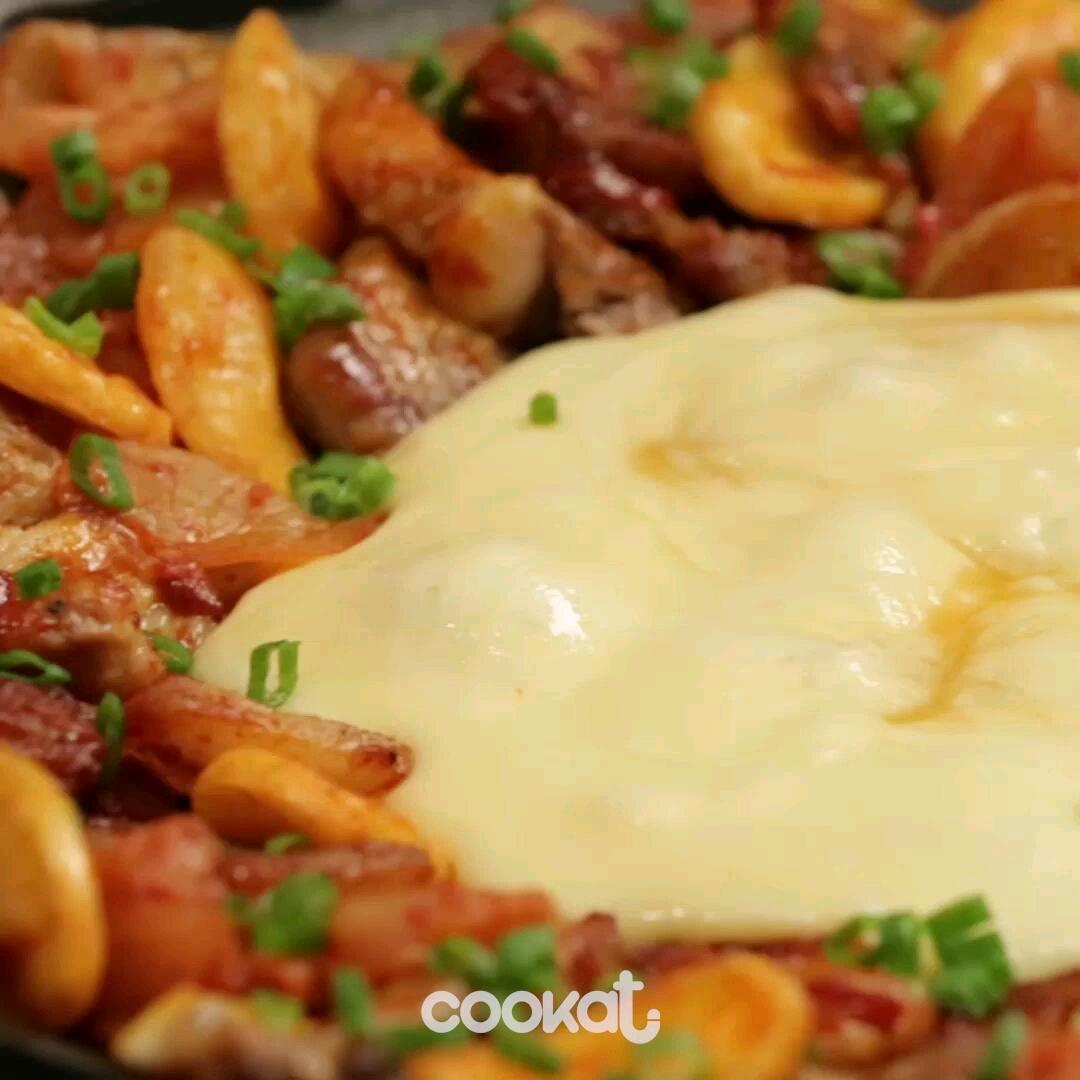 [食左飯未呀 Cookat] 炒年糕