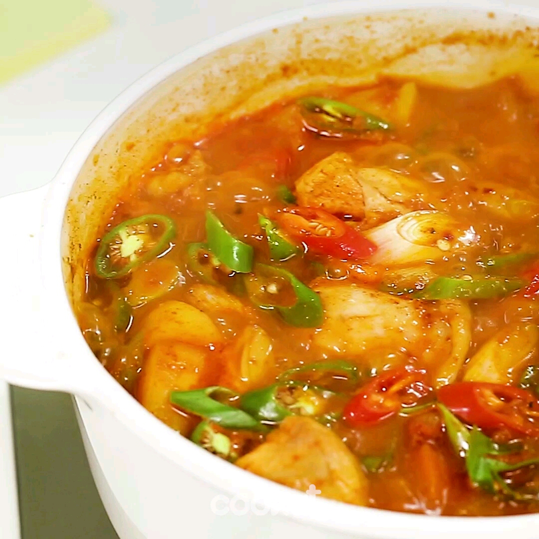 [食左飯未呀 Cookat] 辣雞煲
