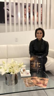 Chef Denice x 溫哥華 BABOR Beauty  Spa 情人節 送大禮