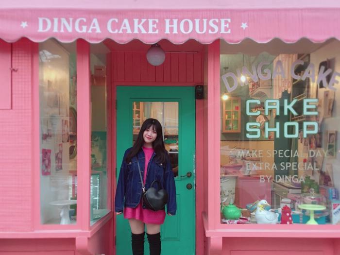 只得5個位!!!首爾蛋糕店「煮飯仔」