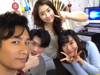 02-12 利穎怡joan的happylive(第一次!!)