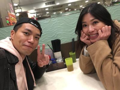 2018-02-14 大小姐與送水輝