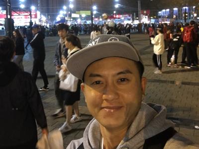 2018-02-16 衛志豪的直播直播最後花市