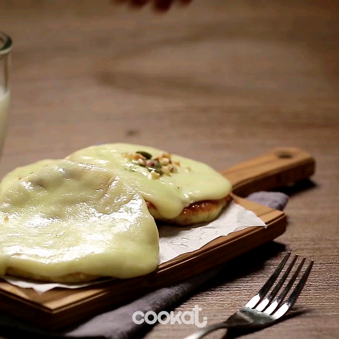 [食左飯未呀 Cookat] 芝士糖餅