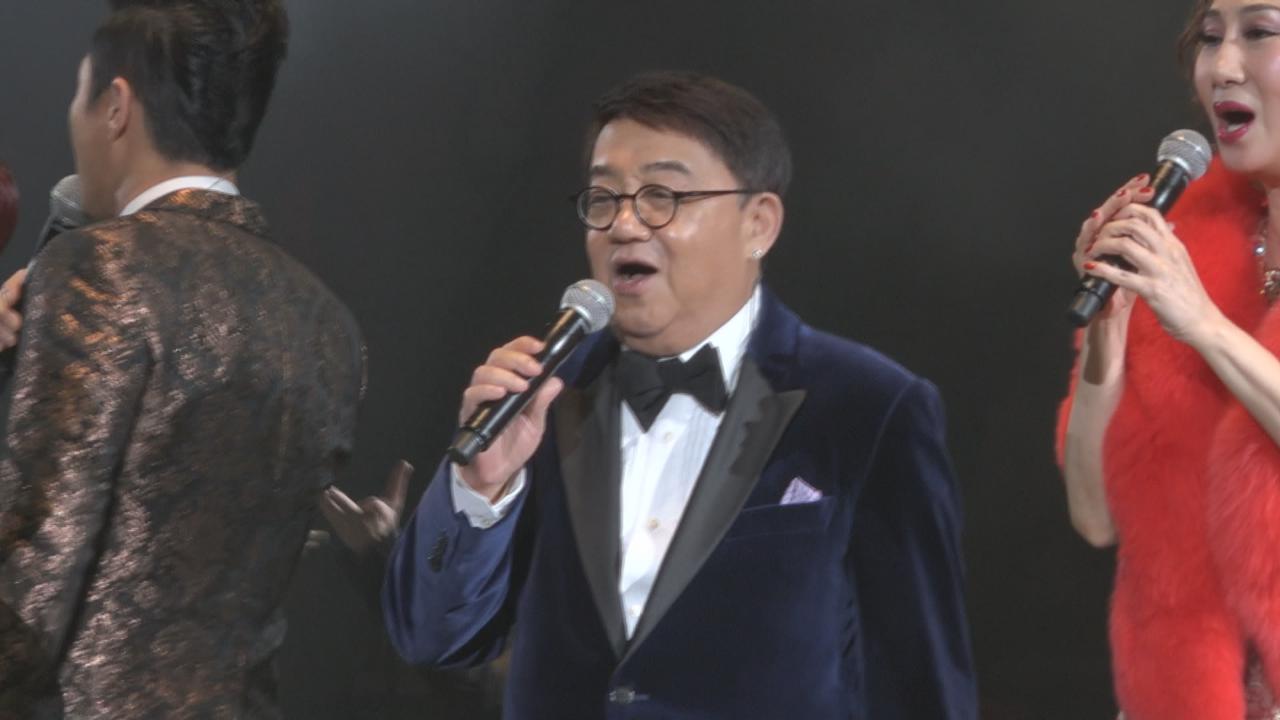 黎小田作品展演唱會尾場 眾嘉賓精彩演出氣氛高漲