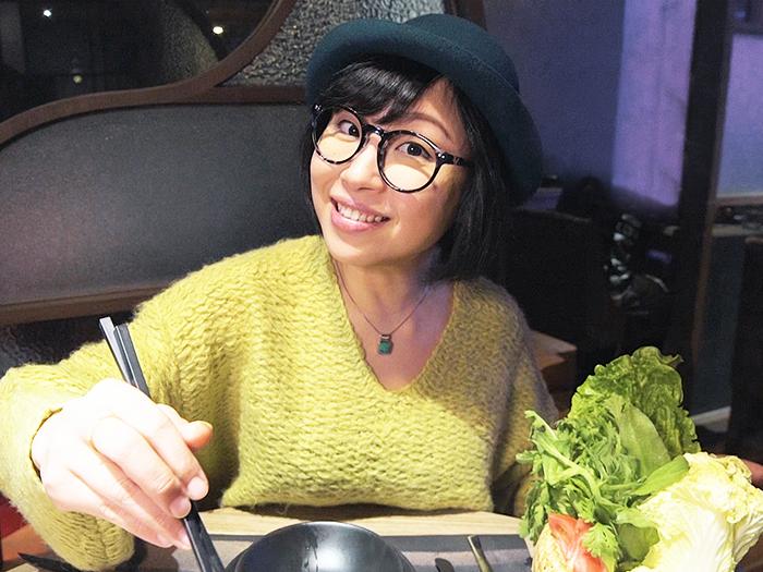 與蝦頭一起食台灣麻辣火鍋
