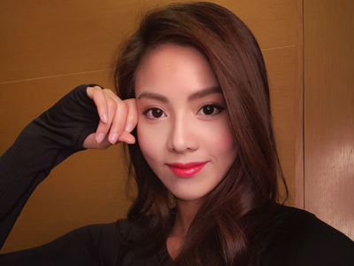 伍樂怡化妝大挑戰2 week3