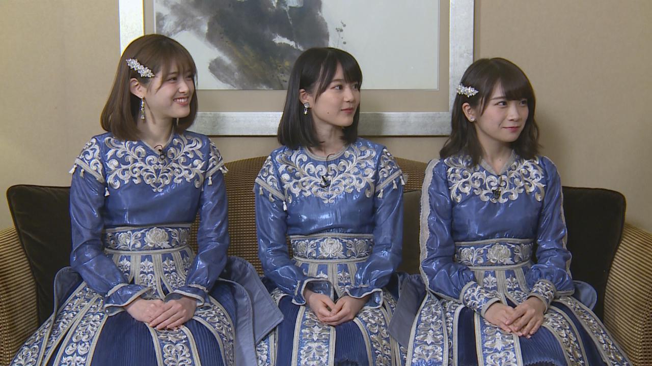 乃木坂46首次來港演出 喜獲粉絲熱情接機