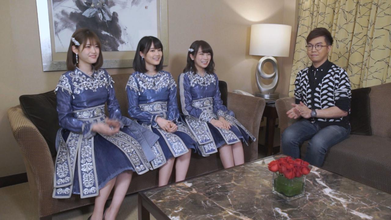 (國語)乃木坂46首次赴港演出  喜獲粉絲熱情接機計
