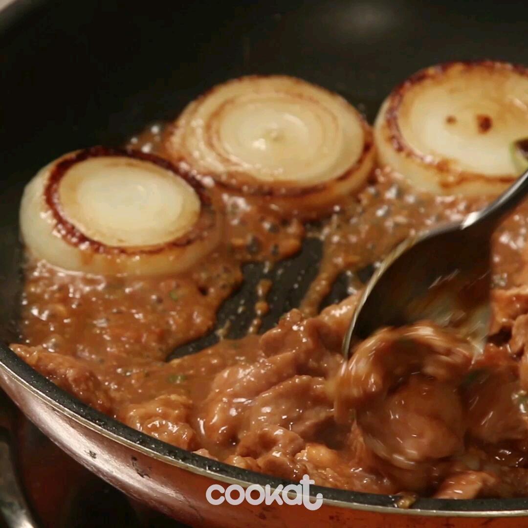 [食左飯未呀 Cookat] 大醬豬肉