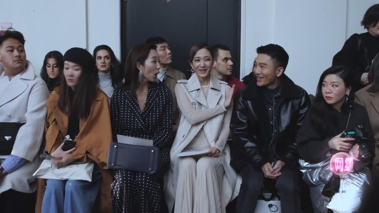 (國語)獲邀出席米蘭時裝周 王君馨分享後台經歷