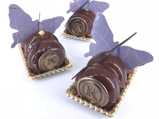 Vietnam Dark Chocolate Cake 64% by Jeffery Koo