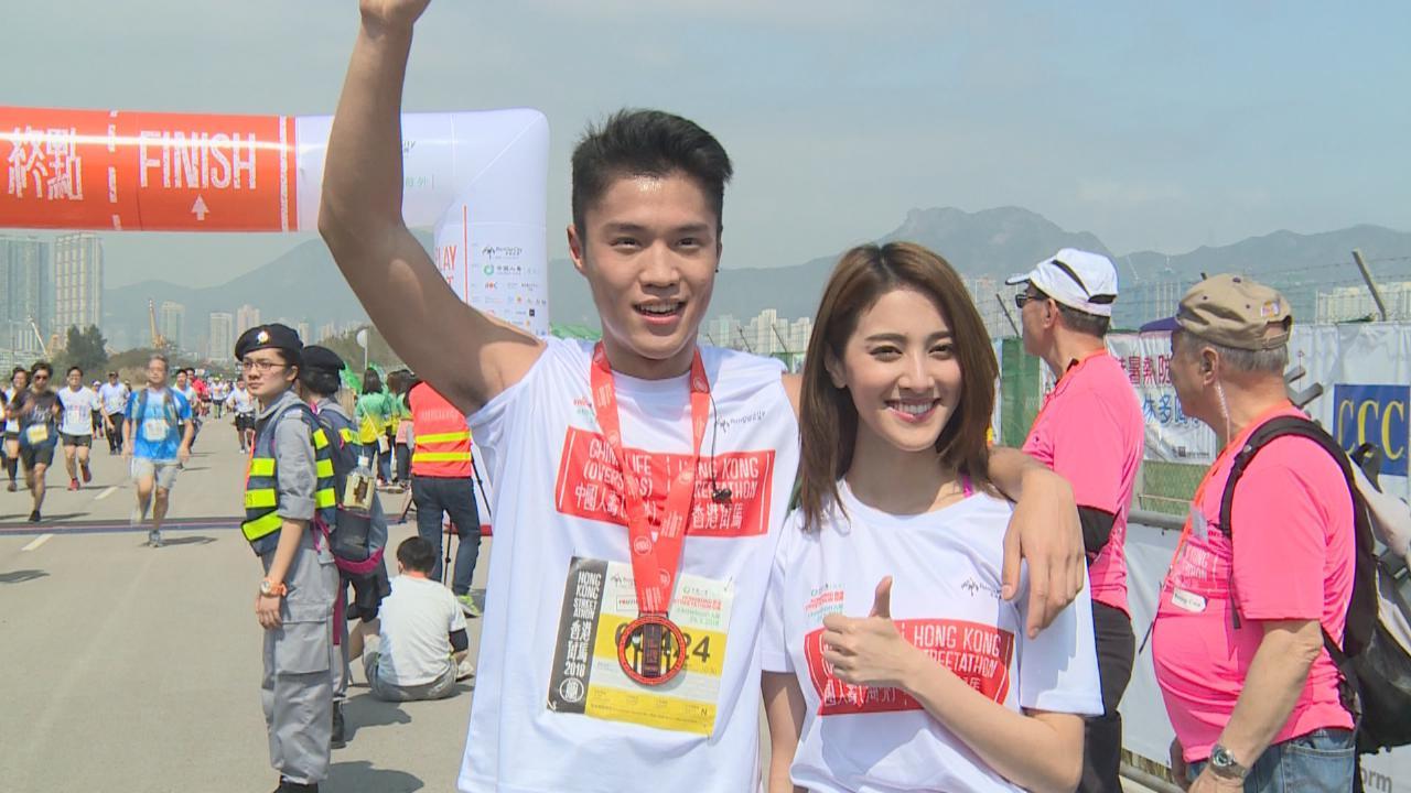 (國語)陳凱琳對跑馬拉松感壓力