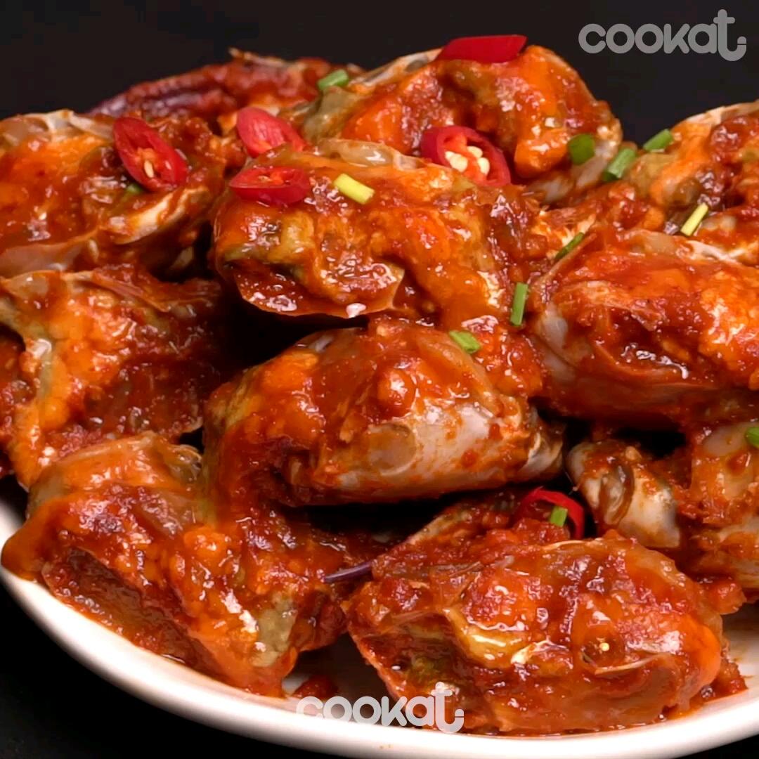 [食左飯未呀 Cookat] 醬油蟹 vs 豬肉泡菜湯