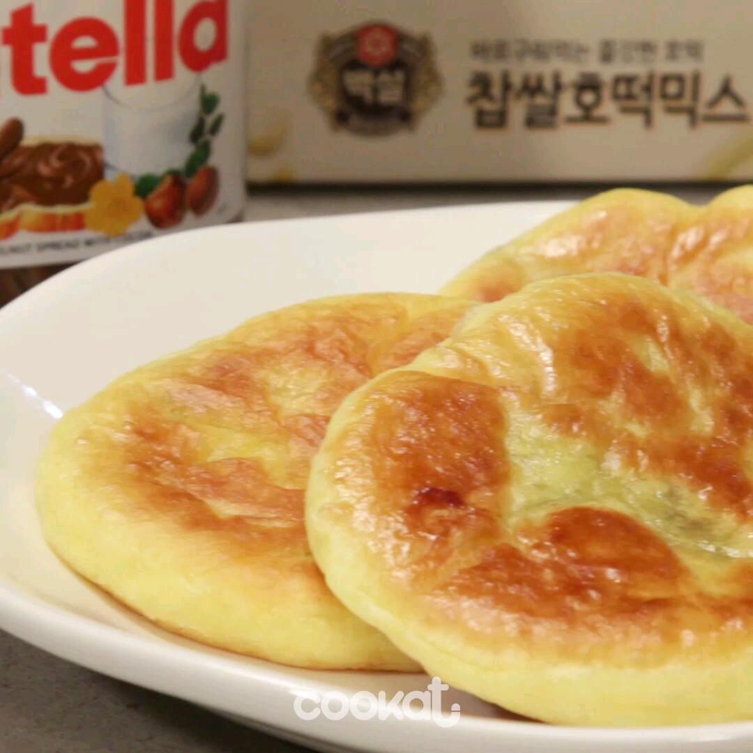 [食左飯未呀 Cookat] 朱古力棉花糖糖餅