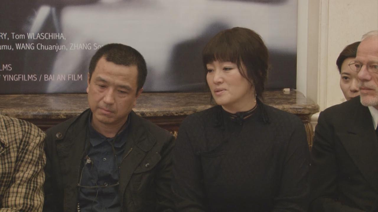 鞏俐參演新戲挑戰大 喜與婁燁導演結片緣