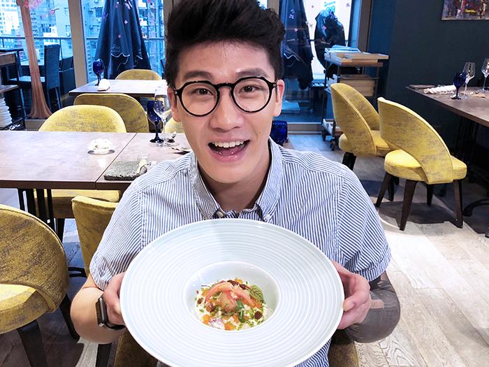 法國仔麥凱程帶你去食法日fusion菜