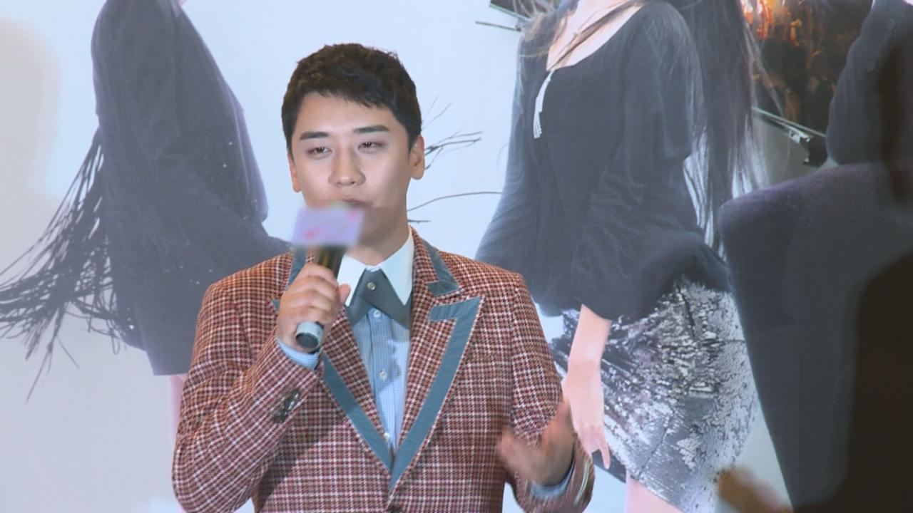 勝利首次主演華語電影 為新戲獻唱中文主題曲