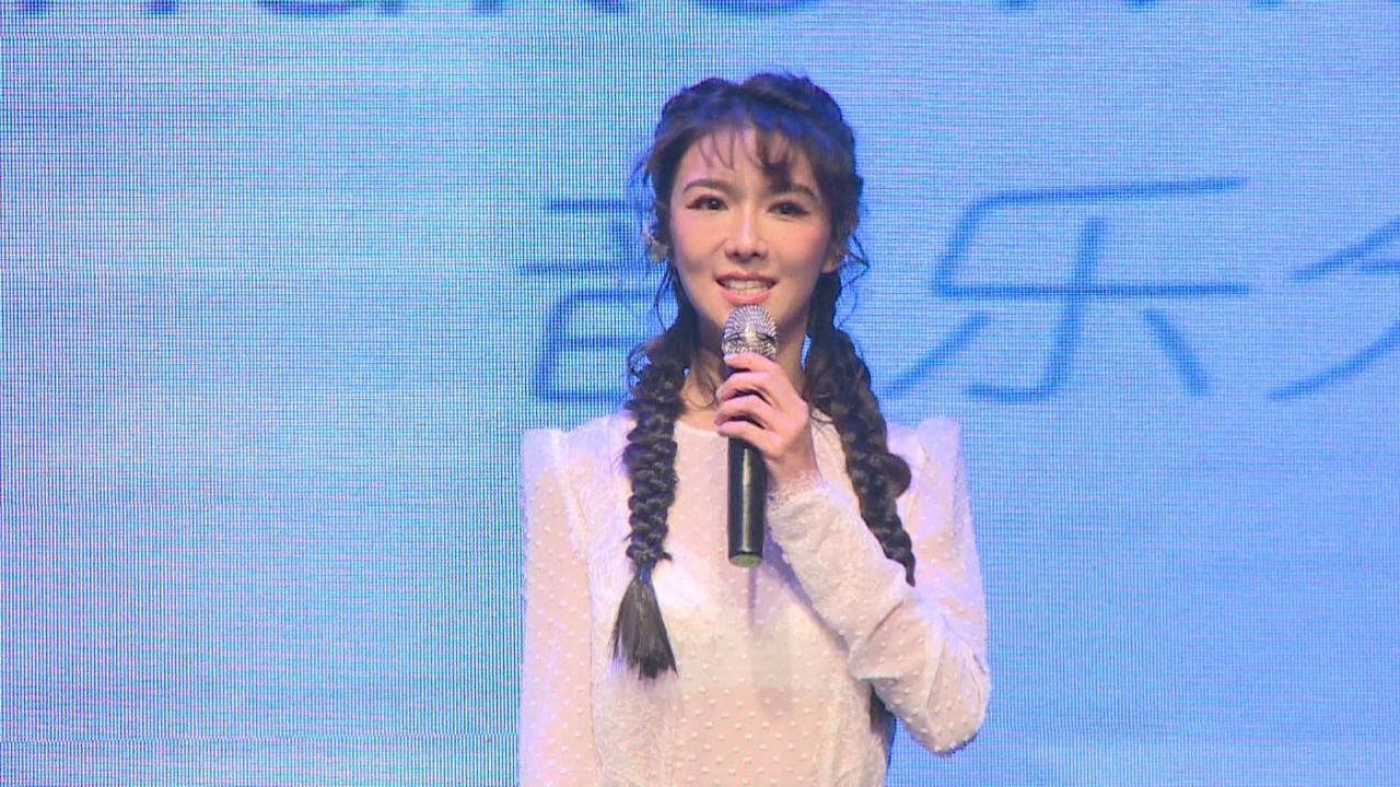 赴京與歌迷分享新專輯 薛凱琪抱恙上陣深情獻唱