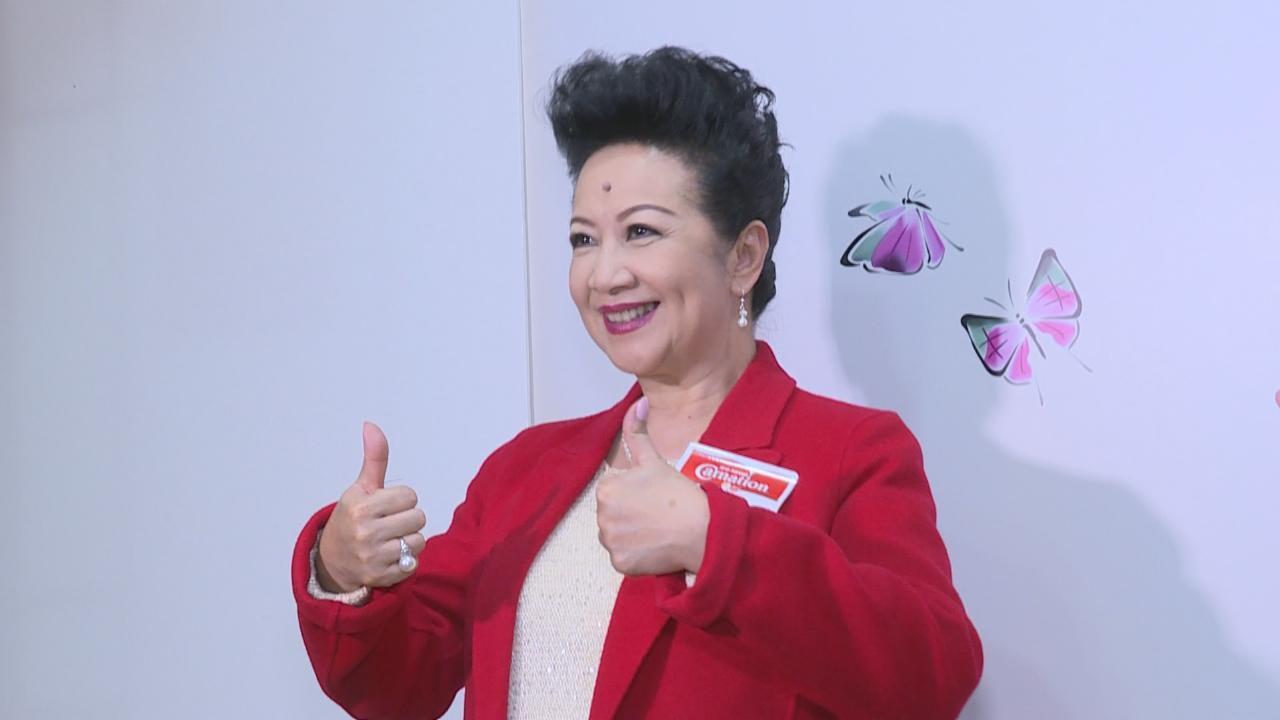 鼓勵大家多跳十字步保健 薛家燕有意創作新舞曲