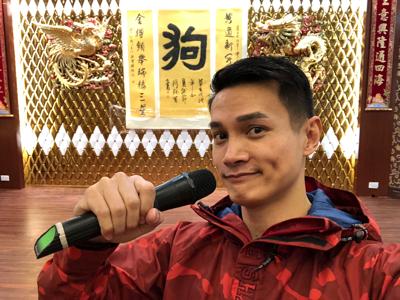2018-03-02 何俊軒的直播