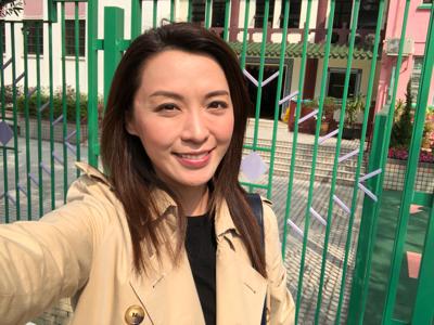 陳煒元朗等拍《好日子》竟然見返自己幼稚園!