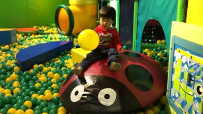 九龍灣EMAX 全新室內放電場-宏美兒童樂園