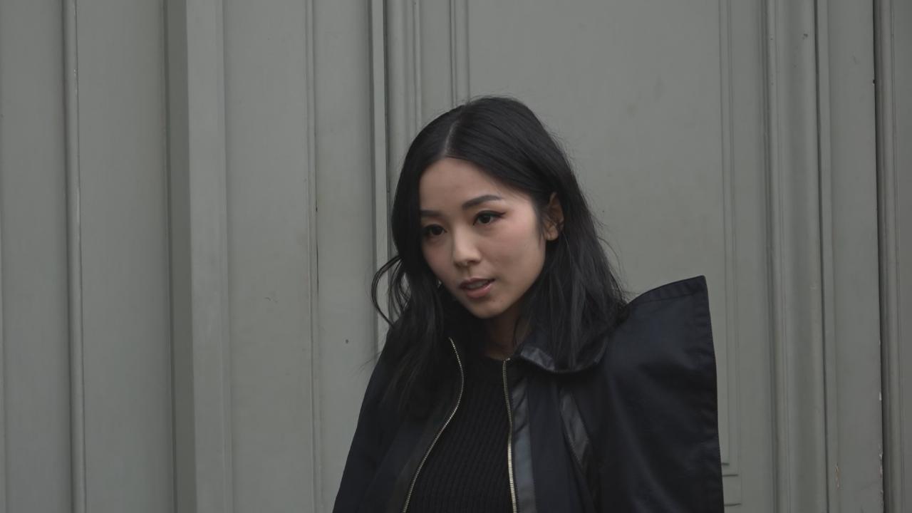 Heidi出席巴黎時裝周 成品牌唯一獲邀亞洲藝人感榮幸