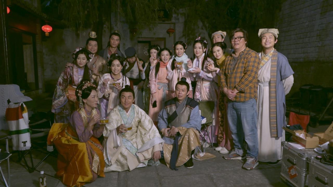 黃心穎不重視中國情人節 洪永城工作中度元宵不孤單