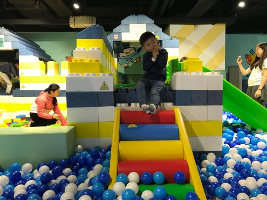 美國冒險樂園Planet J Kids@銅鑼灣皇室堡