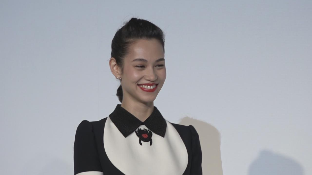 擔任化妝品牌首位亞洲代言人 水原希子大騷語言天份