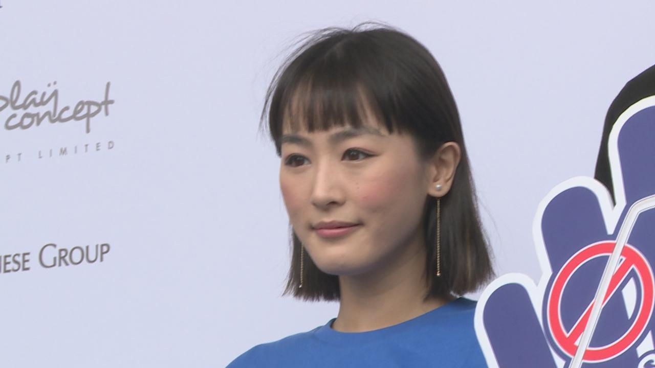 (國語)蔡穎恩出席慈善跑活動 分享環保省錢小秘訣