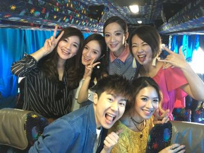 TVB星星Big 到新加坡Bugies