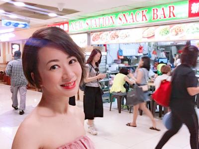 東張Big到新加坡搵鮮咸蛋魚皮