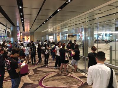 第二批Artist抵達新加坡啦?究竟有邊個呢?