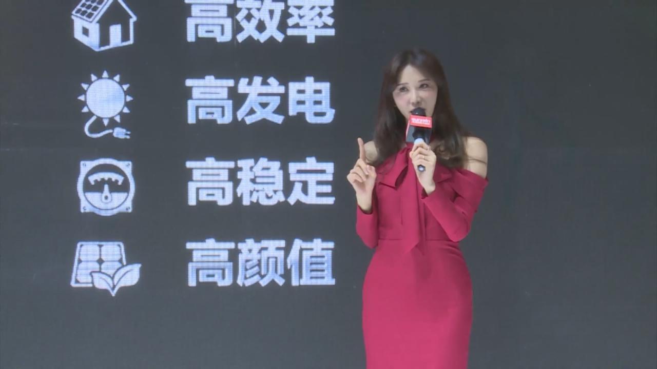 林志玲病後復工現身上海 表示身體已回復健康