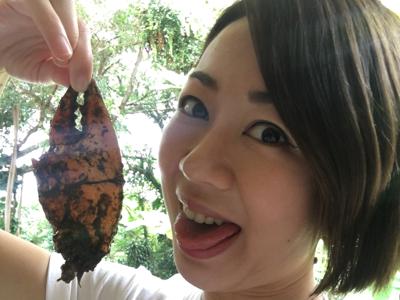 容羨媛帶你食蟹@新加坡