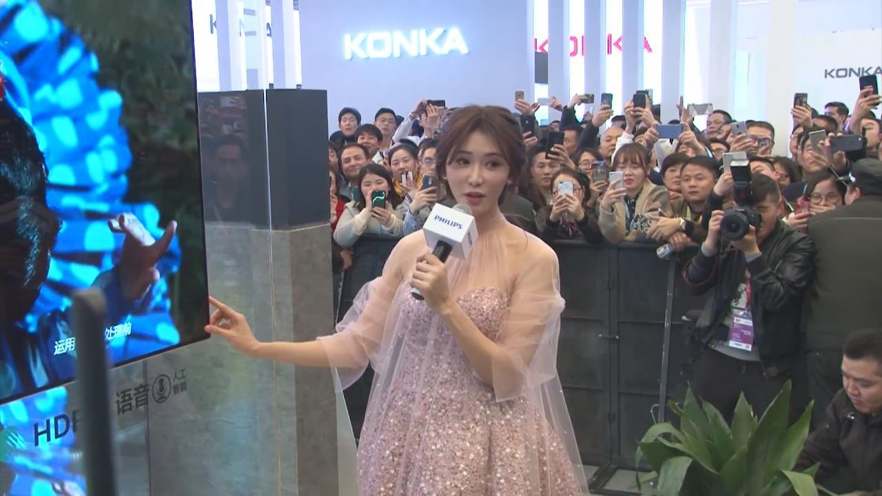 (國語)林志玲上海出席品牌活動 表示停工養病反思人生