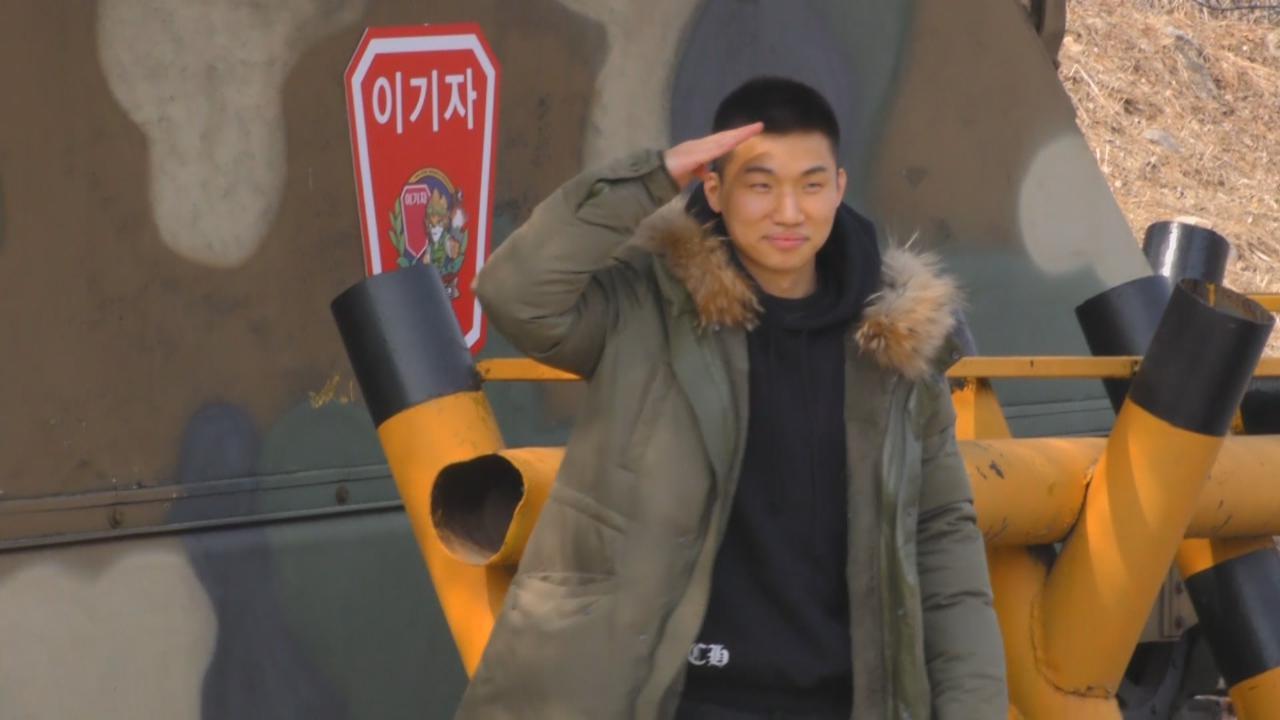 (國語)BIGBANG大聲緊接太陽從軍 軍營外向歌迷道別