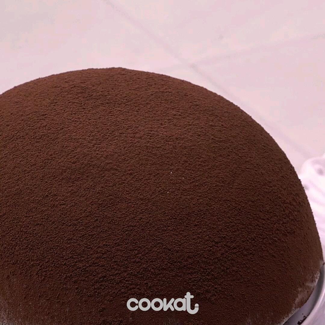 [食左飯未呀 Cookat] 特大朱古力麻糬