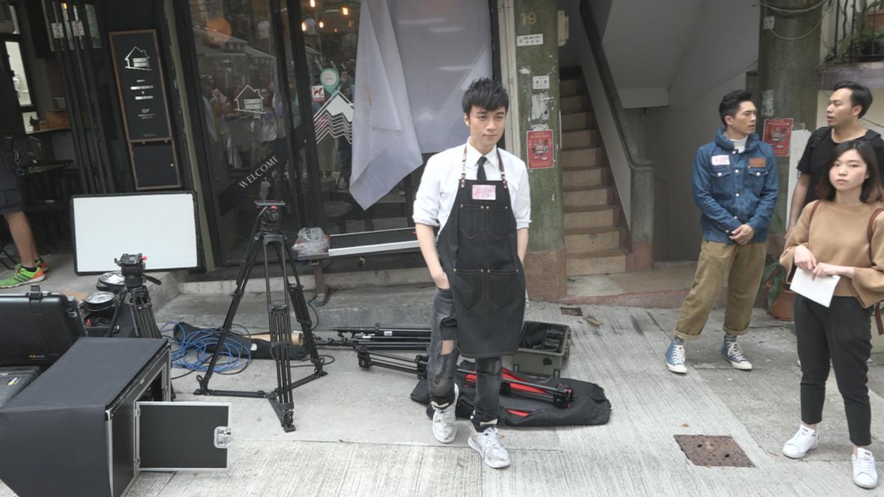 (國語)重拾初心任電視台不同崗位 古巨基為TVB拍攝音樂特輯