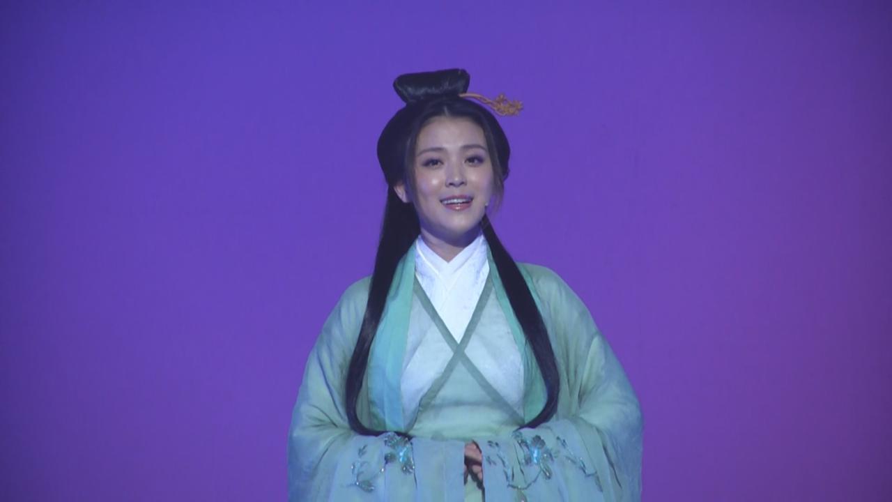 (國語)卓文萱舞台劇扮演貂蟬 坦言壓力大導致做夢也哼歌
